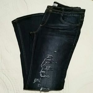 Mudd Jeans Skinny/Boot Size 18 1/2